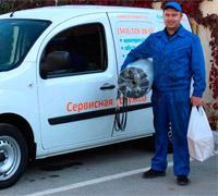 Сервисная служба по ремонту компрессоров